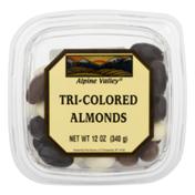 SB Tri-Colored Almonds