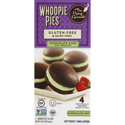 Piping Gourmets Whoopie Pies, Chocolate Mint