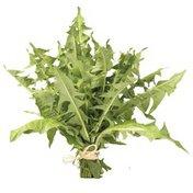 Organic Dandelion Greens Bunch