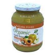 Natura Foods Organic Apple Sauce