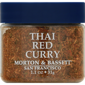 Morton & Bassett Spices Thai Red Curry