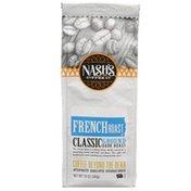 Nash's Coffee Co. Dark French Roast Classic Ground Arabica Coffee