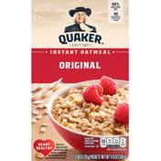 Quaker Instant Oatmeal, Original, 12 Pack