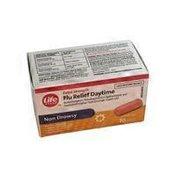 Life Brand Extra Strength Daytime Flu Relief Caplets
