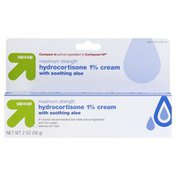 Up&Up Hydrocortisone Cream, 1%, Maximum Strength