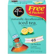 4C Foods ITM-TL Tea2Go Decaf (Lemon) ITM-Stix