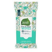 Seventh Generation Baby Wipes Travel Pack Free & Clear