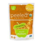 Peeled Snacks Apple Clusters Cinnamon