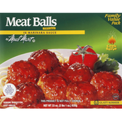 Meal Mar Meat Balls, in Marinara Sauce, Family Value Pack