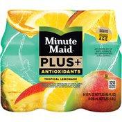 Minute Maid Plus+ Antioxidants Tropical Lemonade Juice Drink