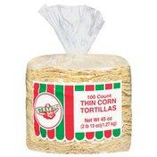 Best Buy Thin Corn Tortillas