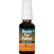 Herb Pharm Herbs on the Go, Ready for Pollen