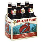 Ballast Point Brewery Beer, Tart Cherry Wheat Ale, Sea Rose