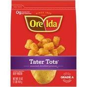 Ore-Ida Tater Tots Seasoned Shredded Potatoes