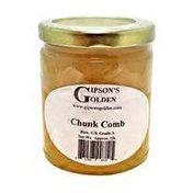 Gipson's Golden Chunk Honeycomb