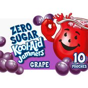 Kool-Aid Jammers Grape Zero Sugar Artificially Flavored Soft Drink