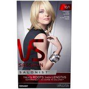 Vidal Sassoon Salonist Permanent 10/1 Lightest Cool Blonde Hair Colour