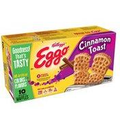 Eggo Waffles, Cinnamon Toast