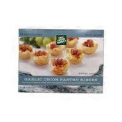 The Fresh Market Roasted Garlic Onion Pastry Kisses Appetizer