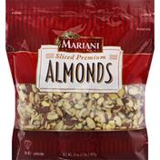 Mariani Almonds, Premium, Sliced