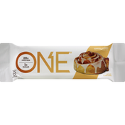 One Flavored Protein Bar, Cinnamon Roll