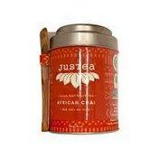 Justea African Chai Premium Loose Leaf Tea