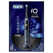 Oral-B Io9 Electric Toothbrush, Black Onyx