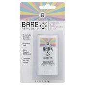 Bare Republic Sunscreen Stick, Baby, Mineral, SPF 50