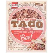 Hormel Taco Meats Shredded & Seasoned Beef