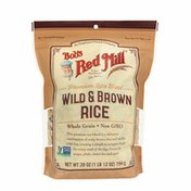 Bob's Red Mill Wild & Brown Rice Blend