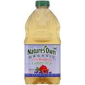 Nature's Own Organic Pom-Blueberry Green Tea