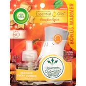 Air Wick Fragrance Diffuser, Pumpkin Spice