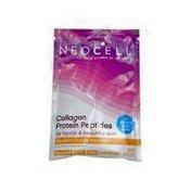 NeoCell Collagen Protein Peptides For Health & Beautiful Skin Dietary Supplement Powder, Mandarin Orange