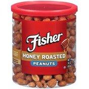 Fisher Honey Roasted Peanuts