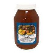 Gipson's Golden Wildflower Honey