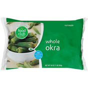 Food Club Whole Okra