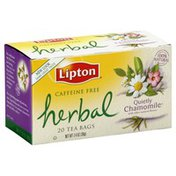 Lipton Tea Bags, Quietly Chamomile