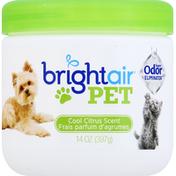 Brightair Pet Odor Eliminator, Super, Cool Citrus