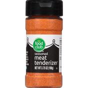 Food Club Meat Tenderizer, Seasoned