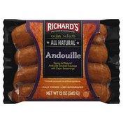 Richard's Sausage, Andouille