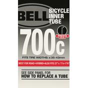 Bell Bicycle Inner Tube, Presta Valve, 700 C