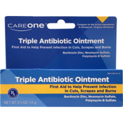 CareOne Triple Antibiotic Ointment