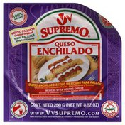 V&V Supremo Cheese for Grating, Mexican Style