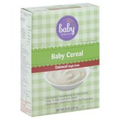 Baby Basics Cereal, Baby, Oatmeal