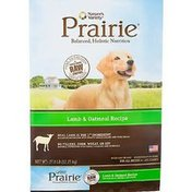 Nature's Variety Prairie Real Lamb & Oatmeal Recipe For Dogs