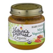 Nature's Promise Organic Baby Food Mixed Vegetable 6m+