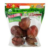 Stemilt Artisan Organics Lil Snappers Red Pears