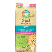 Full Circle Soy Beverage, Non-Dairy, Original, Unsweetened