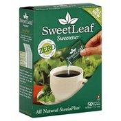Sweet Leaf Tea Co Sweetener