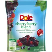 Dole Cherry Berry Blend Frozen Fruit